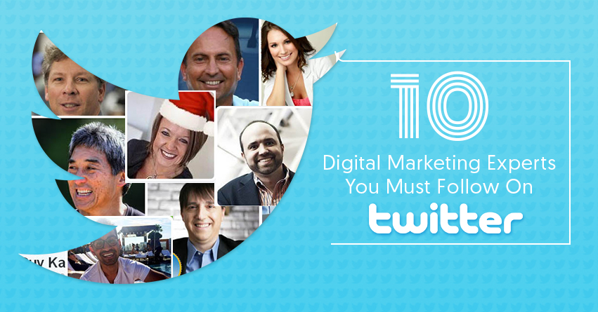 Digital Marketing Experts on Twitter