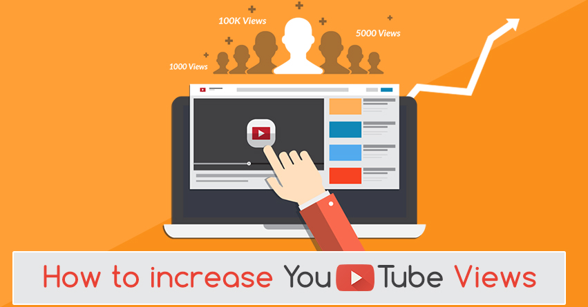 How to increase the YouTube Views