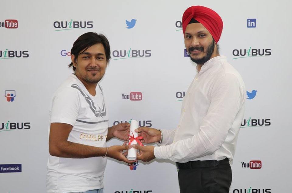 Quibus Trainings Certification Ceremony-8